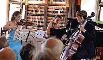 Trio Fontane Fischingen